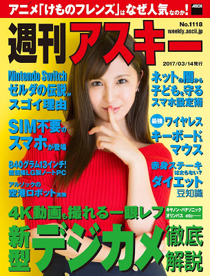 [雑誌] Weekly Ascii No.1118 [週刊アスキー No.1118] RAW ZIP RAR DOWNLOAD